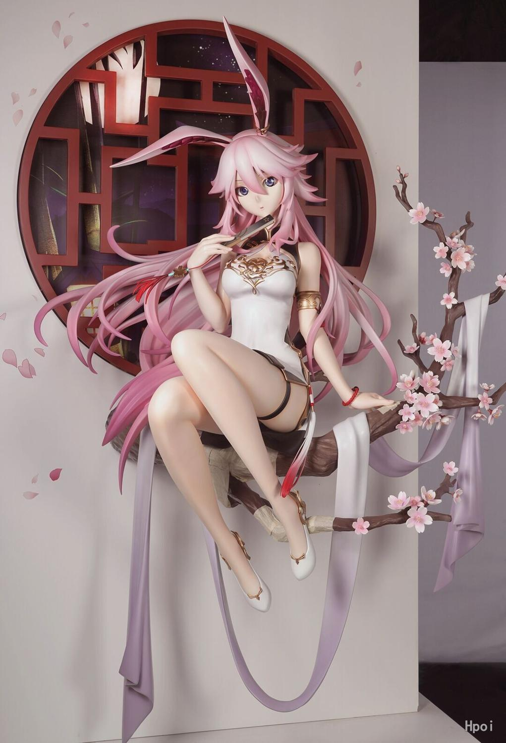 31cm Honkai Impact 3 Sakura Yae Heretic Miko Anime Sexy Girls Anime PVC Action Figures Doll Toys Anime Figure Toy Children Gifts