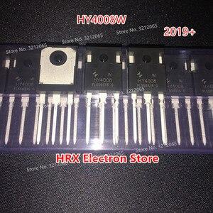 100% Новый оригинальный HY4008W HY4008 2019 + 80V 200A TO-247 инвертор полевой эффект транзистор (5-100 шт)