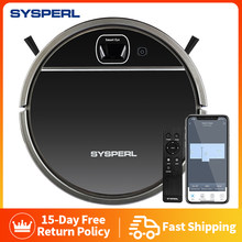 Sysperl Vision Navigation Robot Vacuum Cleaner for Home Aspirateur Auto Charge Vacum/Vaccum Cleaners Robots V50 Camera robots