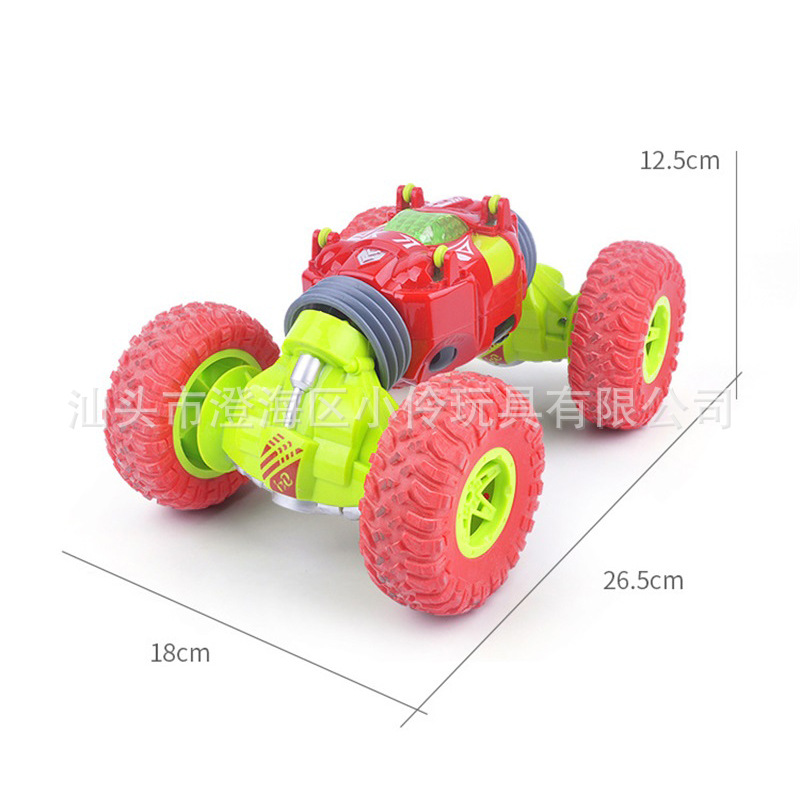 1: 16 Tilting Remote Control Car Transformation Off-road Stunt Twist High-Speed Car Transformation Torque Car Charging Four-Whee