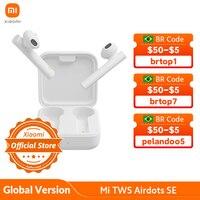 Globale Version Xiaomi Air2 SE Mi Wahre Drahtlose Kopfhörer 2 Grundlegende SBC/AAC Mi Wahre Bluetooth Earbuds 20h lange Standby Mit Box