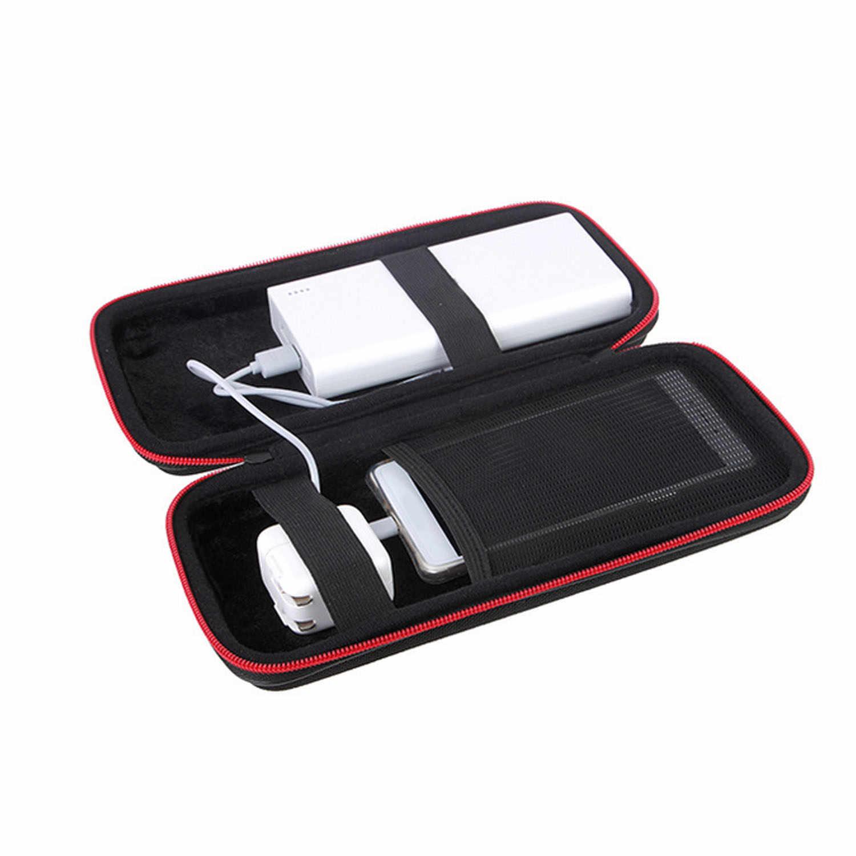 EVA Portabel Tas Travel Case untuk ROMOSS Sense 8/8 + 30000 Mah Mobile Power Cover Baterai Portabel Powerbank Penyimpanan Telepon tas