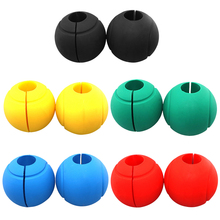 Grips-Ball Pull-Up-Bar Weightlifting Fitness-Equipment Gym Barbell 1pcs Dumbbell-Grips