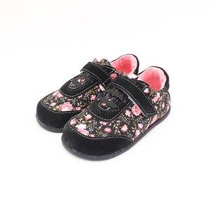 Image 4 - Детские кроссовки TipsieToes, модные тканевые сшитые кроссовки для мальчиков и девочек, весна 2020