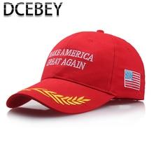 Make America Great Again Baseball Cap Donald Trump Republican Voter Caps Unisex Cotton Dad Hats Mesh Cap gorras para hombre voter turnout