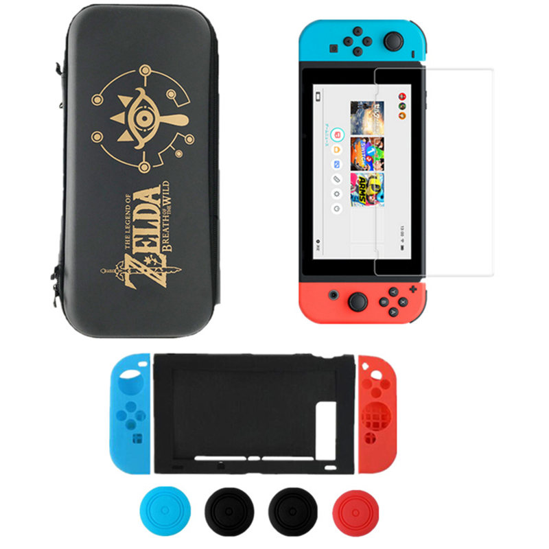 Carrying travel Case Cover For Nintend Switch NS Switch Game Console Hard Box Portable Storage Bag