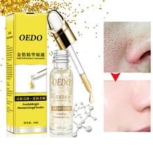 OEDO 15ml Gold Hyaluronic Acid Serum Hidratante Facial Essence Anti-Aging Wrinkle Whitening Lifting Visage Skin Care