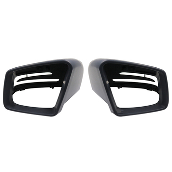 цена на Left Right Side Wing Rear Mirror Cover Case Shell Housing for Mercedes-Benz GL Class W164 M Class W166 GLE GLS G Class R Class