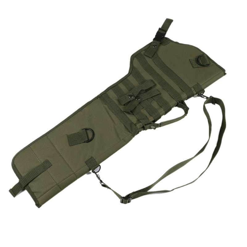 coldre caça saco de arma longa proteção transportadora