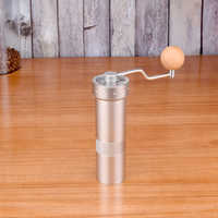 1zpresso E-pro coffee grinder Portable manual coffee mill 304stainless steel burr adjustable