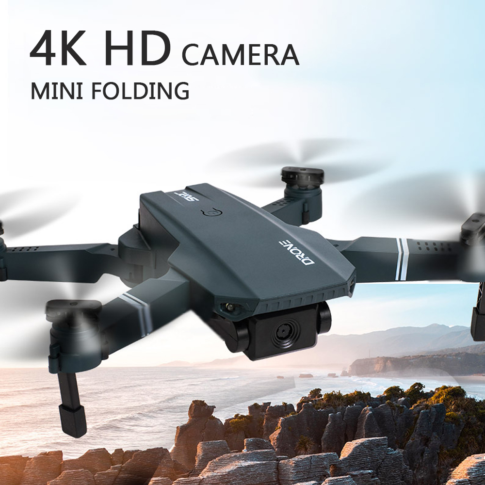WIFI FPV Rc Drone With Camera HD 4K 1080P 720P Folding Drone Dron RC Quadcopter Altitude hold mode RC Helicopter Aircraft Toys