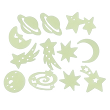 Full House luminous paste / bedroom wall stickers ceiling universe and stars