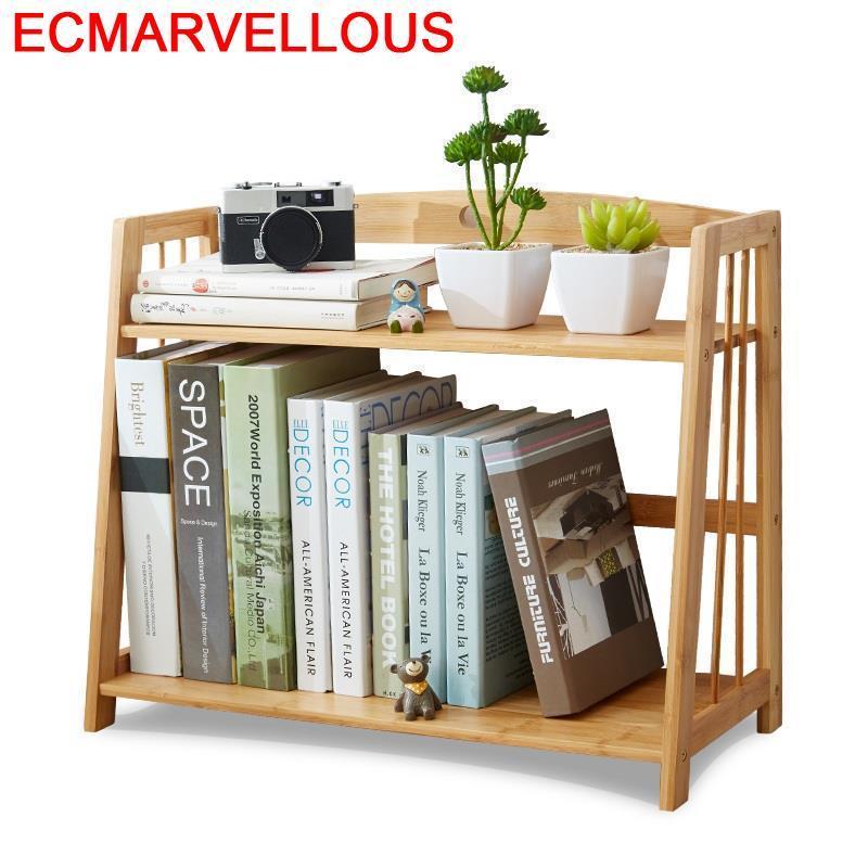 Shelf Dekorasyon Cabinet Dekoration Mueble Home Decor Rack Librero Boekenkast Retro Book Decoration Furniture Bookshelf Case