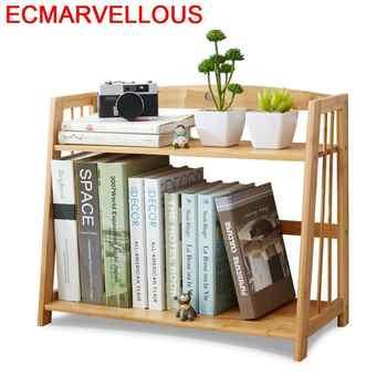 Shelf Dekorasyon Cabinet Dekoration Mueble Home Decor Rack Librero Boekenkast Retro Book Decoration Furniture Bookshelf Case - DISCOUNT ITEM  35% OFF All Category