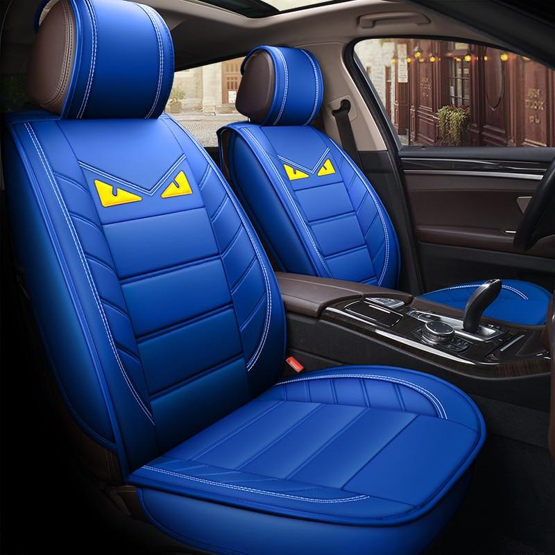 Asiento de coche para fundas de asientos accesorios para Rogue Sentra Sunny Teana J31/J32/Tiida Versa X Trail Xterra Xtrail X-Trail T30/T31/T32