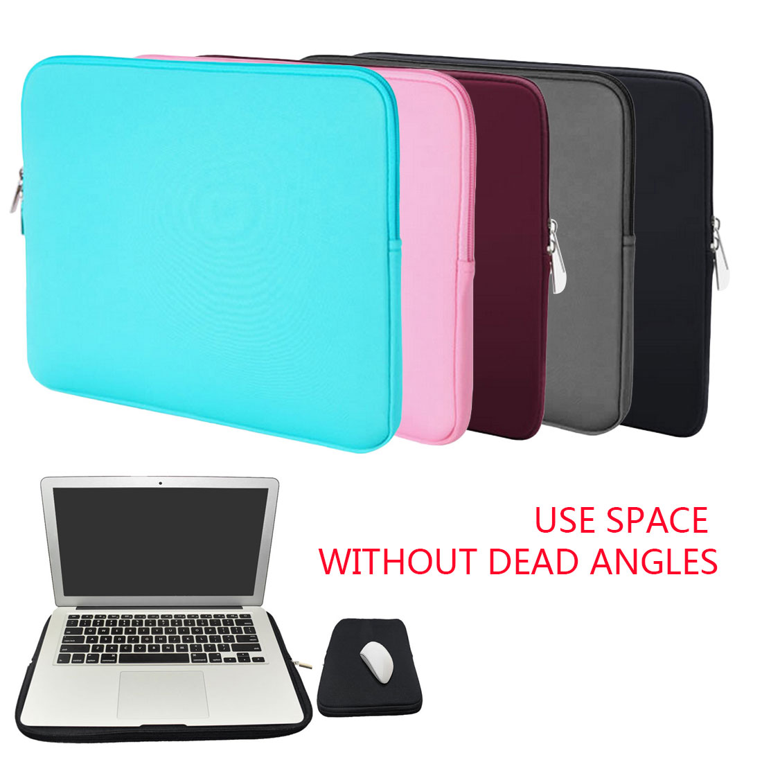 """Pro 11 /""""//13/"""" //15 /""""//15,6/"""" PC Laptop-Hülle Notebook Case Tasche für NoteBook Air"""