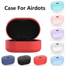 غلاف حماية لعلبة هاتف شاومي ريدمي إيردوتس Tws إير دوتس لين كوكي إتوي لأجهزة مي إيردوتس سماعات أذن إيردوتس داخل الأذن كاركاسا فوندا