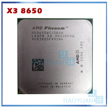 AMD Phenom X3 8650 Triple-Core bureau 2.3 GHz CPU HD8650WCJ3BGH Socket AM2 +/940pin