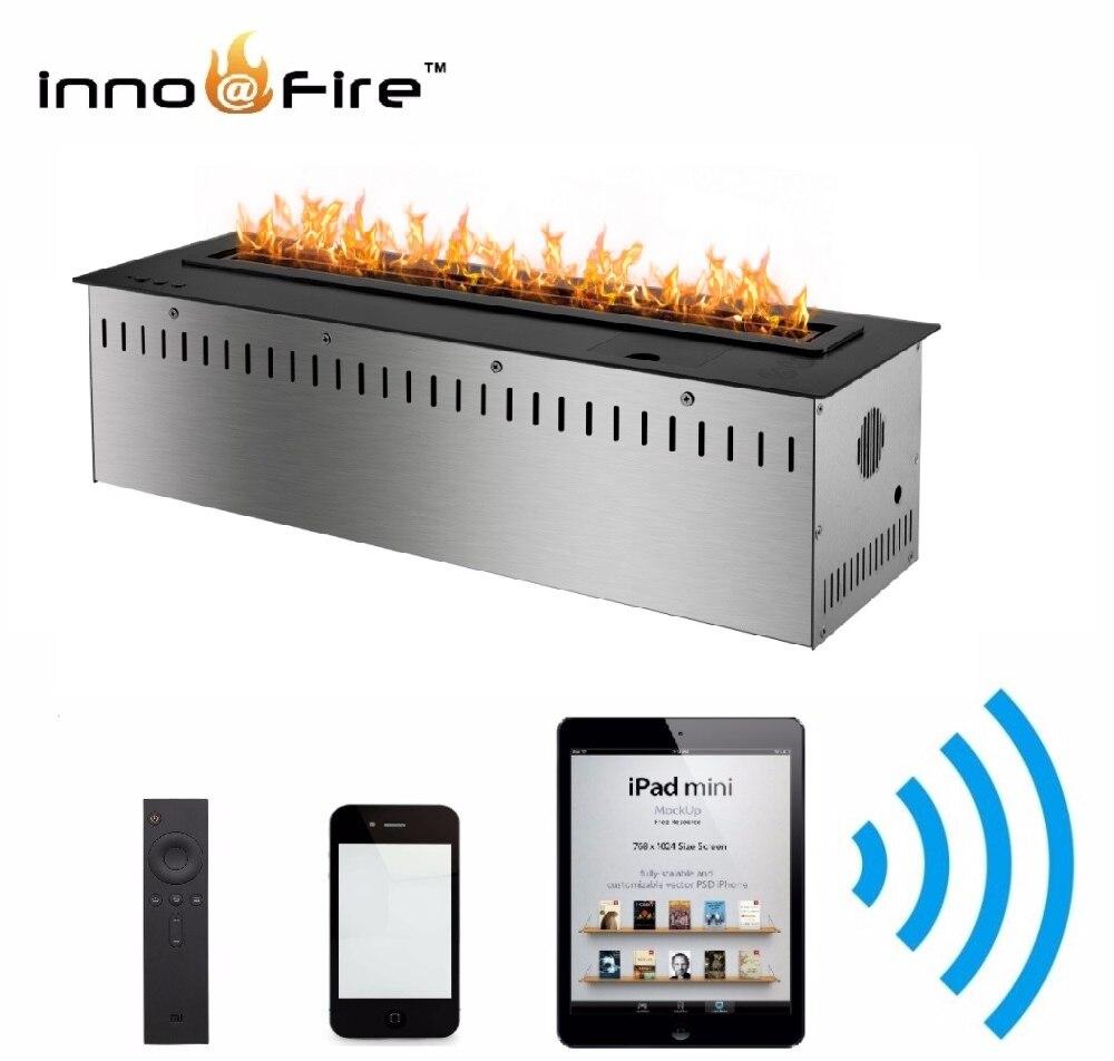 Hot Sale 24 Inches Bioethanol Insert Smart Bruleur Bio Ethanol