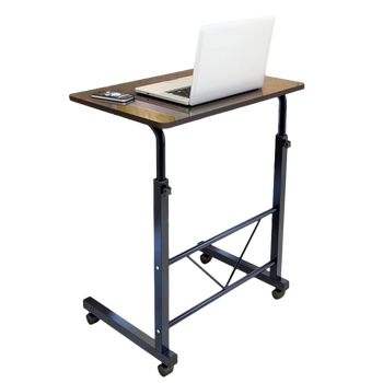 Notebook computer desk bed learning with household lifting folding mobile bedside table  Home Writing Desktop Computer Desk