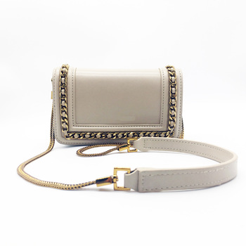2020 New Style Chain Women's Bag Women's Shoulder Bag Casual Square Sling Bag