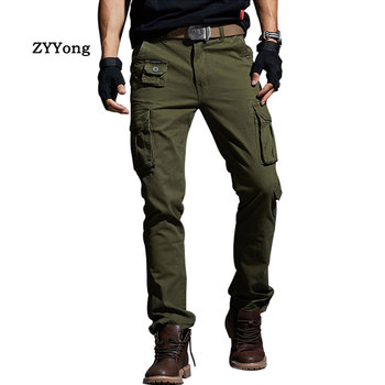 Men Long Pants Trousers Combat Cargo Hiking Military Style Ripstop Multi-Pocket Comfortable Motion Leisure  Camouflage  Overalls chiefs rattlesnake kryptek mandrake highlander typhon nomad outdoor combat pants ripstop free shipping sku12050331