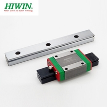 2pcs Original Hiwin linear guide MGNR15-450mm Linear guide + 4pcs MGN15C block