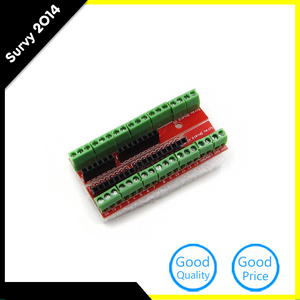 1PCS For Arduino Proto Screw Shield V2 Expansion Board Compatible For Arduino UNO R3 diy electronics