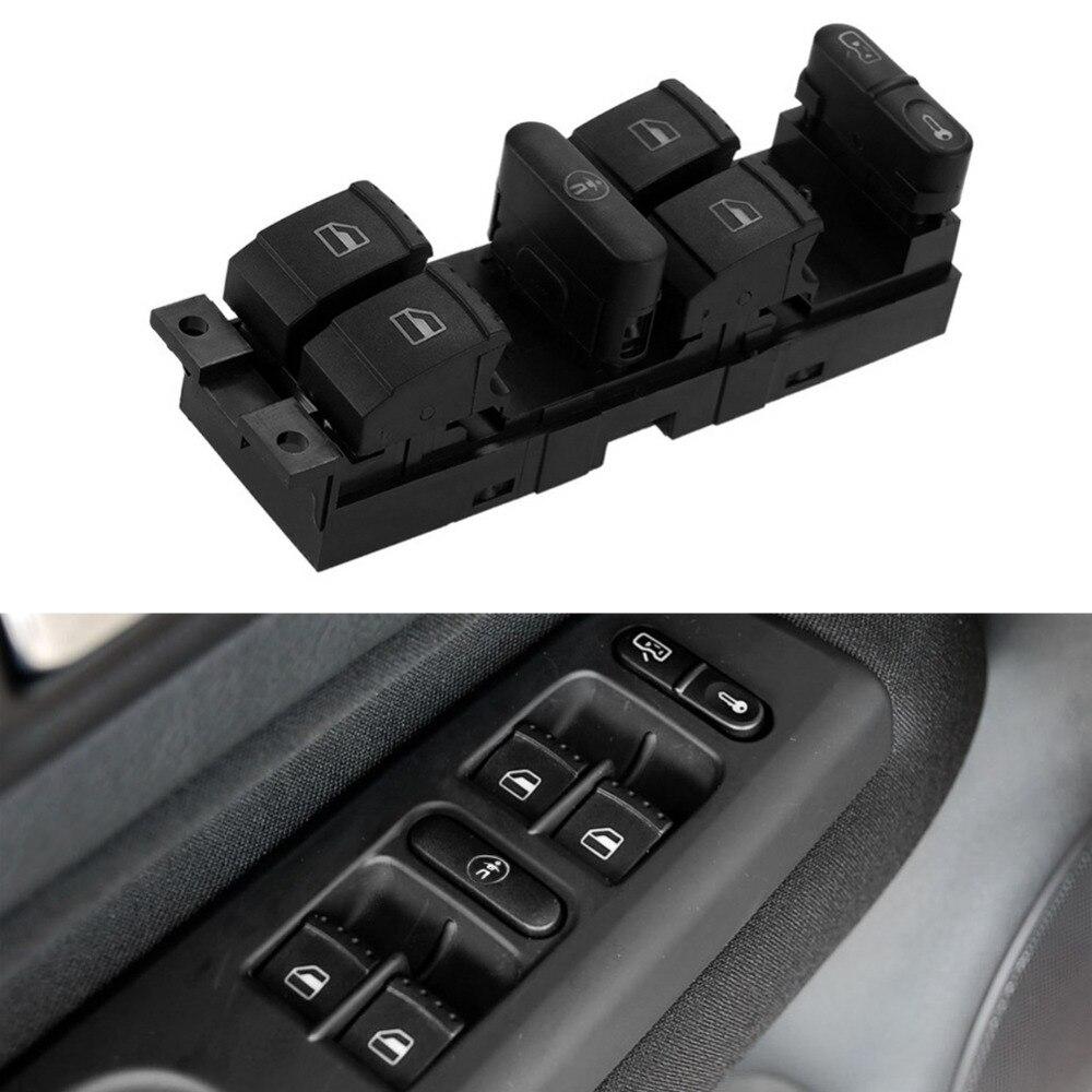 Car Window Switch Window Panel Door Master Switch Control for VW Jetta Golf MK4 Passat B5 B5.5 For Volkswagen Bora automobiles(China)