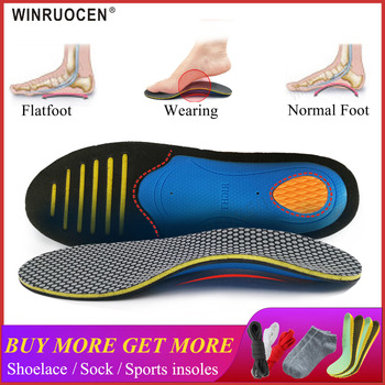 EVA Orthopedic Insoles Orthotics flat foot Health Sole Pad for Shoes insert Arch Support pad for plantar fasciitis Men Woman demine eva orthopedic insoles arch support casual half cushion for flat foot shock absorbant walking breathable shoes insert pad