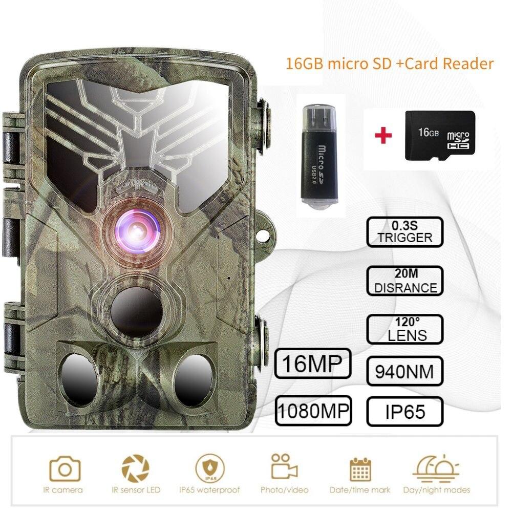 20MP 1080P камера для дикой природы, фото ловушки, ночное видение, охотничьи камеры, Домашняя безопасность, ловушка для игры на открытом воздухе, ...