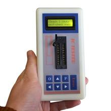 Professional Integrated Circuit IC Tester Transistor Tester Online Maintenance Digital Led Transistor IC Tester