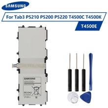 Original Samsung Battery T4500E T4500C T4500K For Samsung GALAXY Tab3 P5210 P5200 P5220 Replacement Tablet Battery 6800mAh original samsung t4500e tablet battery for samsung galaxy tab3 p5210 p5200 p5220 6800mah