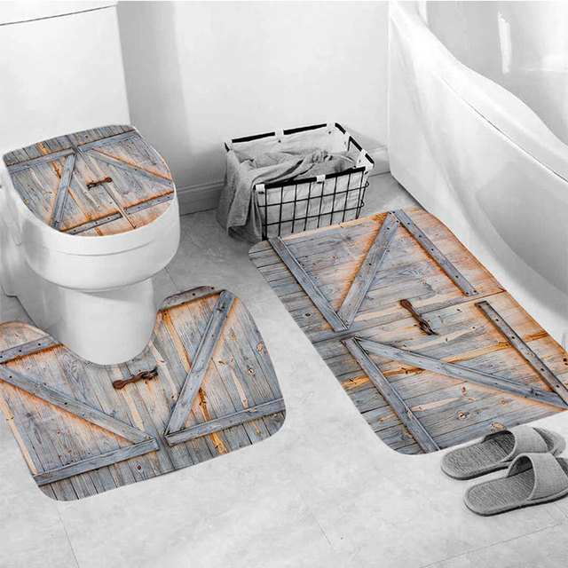 Bathroom Rug set 6