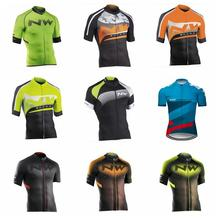 New Motocross Pro Cycling Jersey Short Sleeve Mtb Bicycle Bike Clothing Men Maillot Ciclismo Hombre