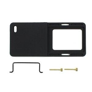 Image 1 - BGNING Adaptador de cardán de mano, placa de montaje intercambiadora para GoPro Hero 7 6 5 3 3 + 4 Yi, cámara para DJI Osmo para Zhiyun Smooth Q Mobile