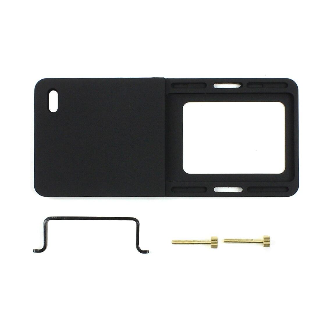 BGNING Handheld Gimbal Adapter Switch Mount Plate For GoPro Hero 7 6 5 3 3+ 4 Yi 4k Camera For DJI Osmo Zhiyun Smooth Q Mobile