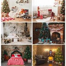 Художественный тканевый фон shengyongbao для рождественского