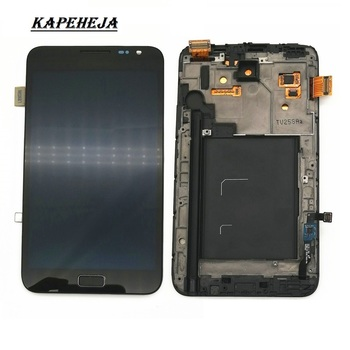 5.3Super AMOLED LCD Display For Samsung Galaxy Note i9220 N7000 LCD Display Touch Screen Digitizer Assembly lcd display lm24p20 lm64p70 lm64p58 lm32k10