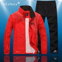 Sport Suit Men Loose Sports Suits Loose Tracksuits Mens Fitn