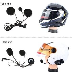 Image 2 - Ru Stock,FreedConn Motorcycle Helmet Intercom TCOM SC Motocycle Bluetooth Interphone Headset LCD Screen FM Radio T COM SC