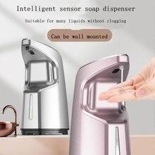 Hand Sanitizer Touchless Dispenser 1000 mL Sensor Touch Free Hand Sanitizer Dispenser Alcohol Mist Spray Machine gojo 962112 bag in box hand sanitizer dispenser 800ml 5 5 8w x 5 1 8d x 11h we