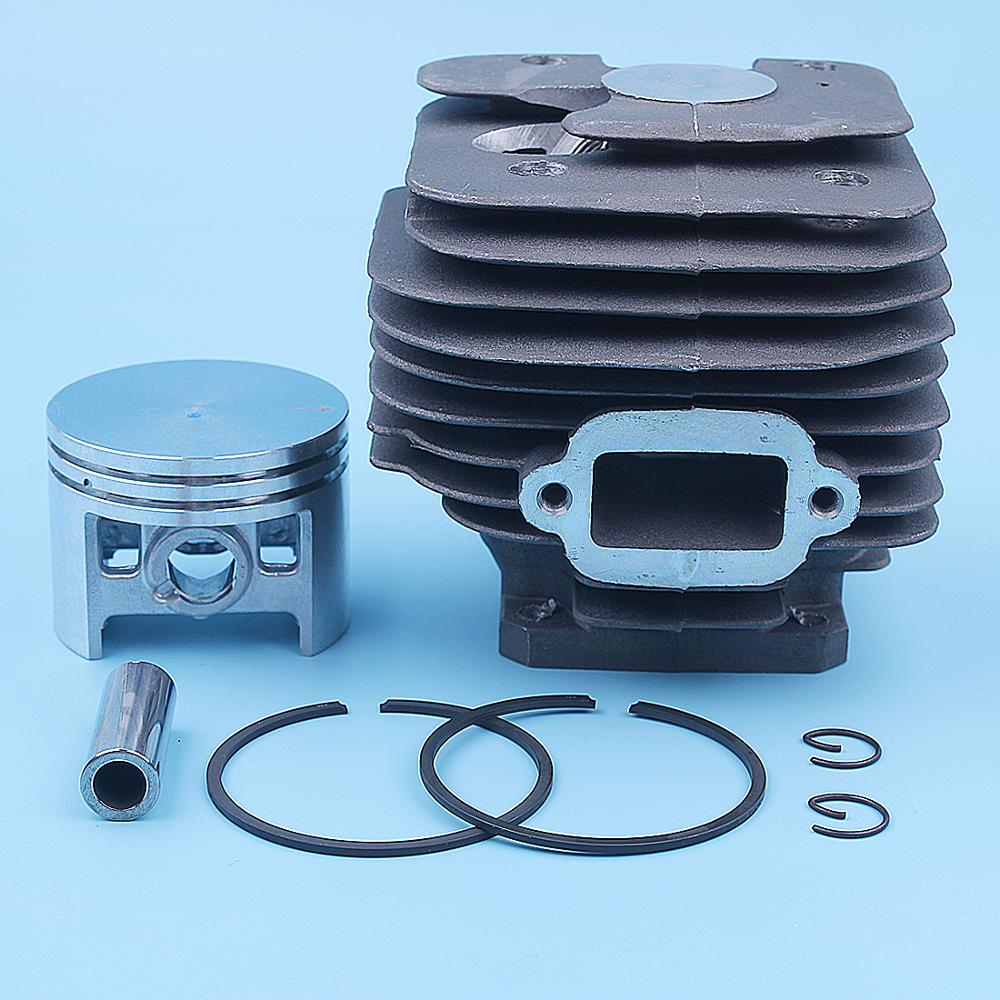 Stihl 52mm Parts 020 MS381 Ring Kit Spare For 381 Chainsaw Cylinder 1204 Piston 1119 Replacement MS