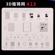 3D A13 IC Chip BGA Reballing Stencil Set