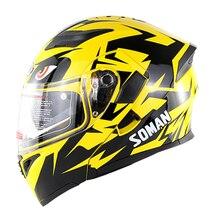 Helmet Full Face Vespa Helm Flip Up Cascos De Moto Para Los Hombres Yellow Accessoire Casque Moto Helmet Moto Motorrad Helmets