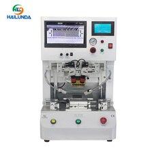 Hy100 termostática imprensa quente cabo flexível máquina de solda acf ligação máquina lcd tela de toque pcb fpc fpc telefone reparação máquina