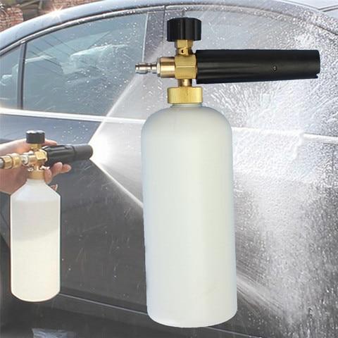 sabao garrafa de lavagem carros 1 4 polegada 1l entrada