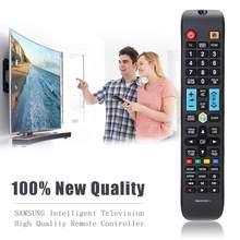 Mando a distancia Universal de plástico, RM-D1078 y 1, durabilidad práctica y sencilla, para televisor LCD inteligente Samsung