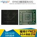 Himan CACAV BGA чип памяти IC SanDisk SDIN8DE4-32G для Ford navigation APIM интегральная схема