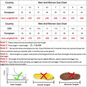 Image 5 - Fashionable plus size mens sports shoes light and breathable ladies running shoes high quality casual shoes mesh sports shoes